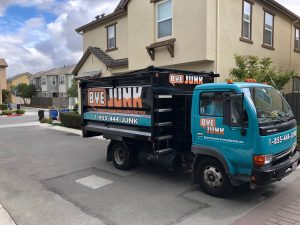 Junk Removal in Fremont from Bye Junk