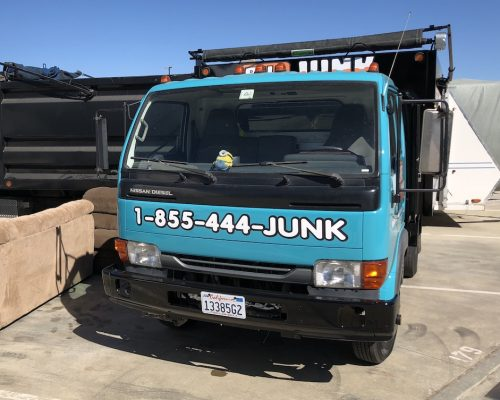 Fremont Junk Removal from Bye Junk