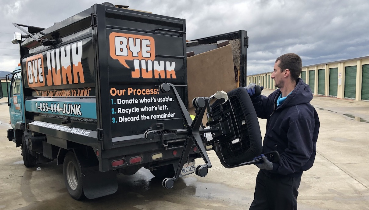 Bye Junk - Bay Area Junk Removal