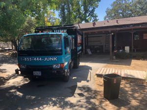 Junk Removal From Garage