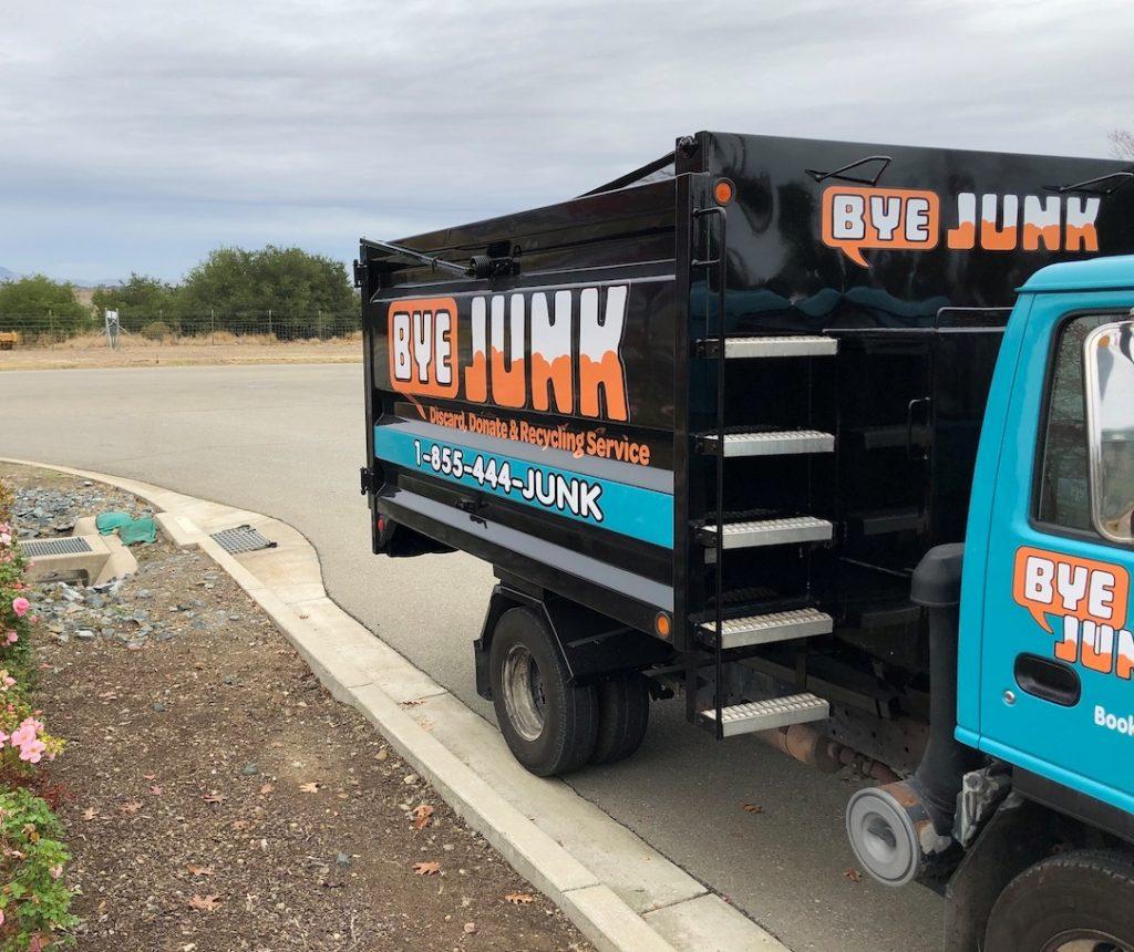 Junk Removal in Orinda from Bye Junk