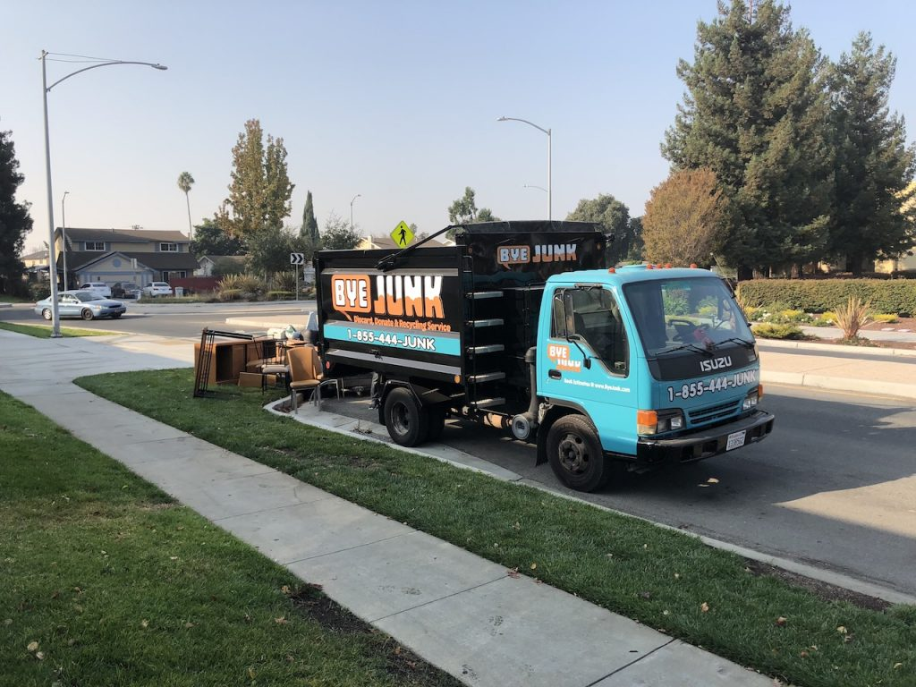 Environmentally Friendly Junk Removal in Berkeley