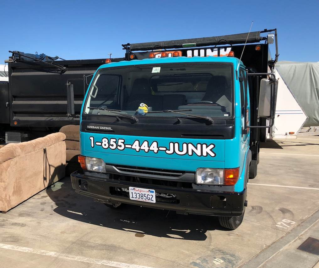 Bye Junk removes extra furniture from offices and businesses in Moraga